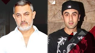 Aamir Khan To Play Ranbir Kapoor's Dad On Screen | Bollywood News