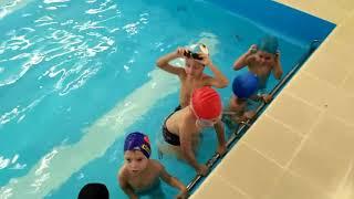 Умею плавать 174 Троицкая Наталья Андреевна обучение детей плаванию с 3 до 9 лет 6.10.18