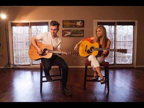 SUGAR - MAROON 5 (Acoustic Version) Landon Austin and Lindsay Ell!