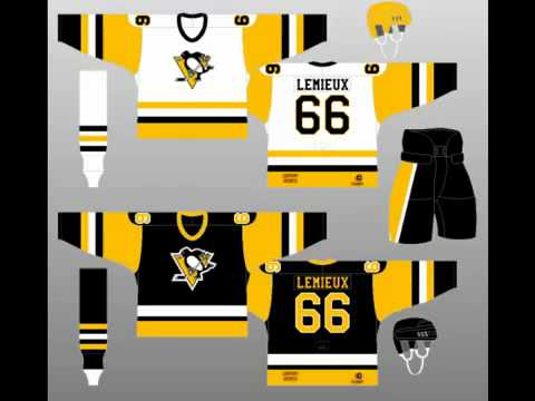 cheap for discount 7a5fd acbf0 Pittsburgh penguins jersey history