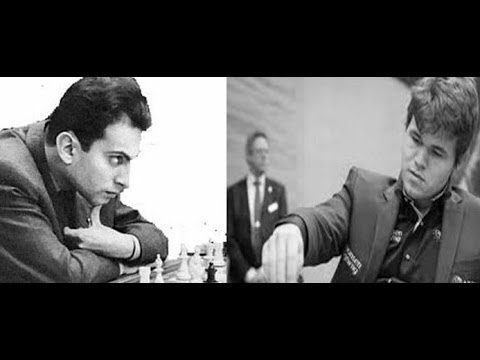 The hottest chess game of all time: Tal vs Carlsen