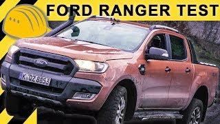 FORD RANGER 3.2 WILDTRAK TEST | Offroad, Autobahn & Anhänger | Ranger vs Amarok V6 2018