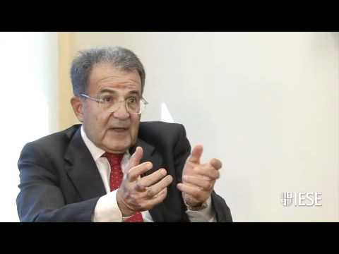 """If Europe Breaks Up, the World Economy Breaks Up"": Alfredo Pastor Interviews Romano Prodi"