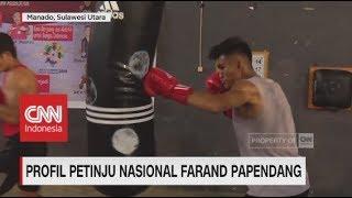 Farrand Papendang, Atlet Tinju Pelajar Perwakilan Indonesia di Asian Games 2018