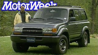 1993 Toyota Land Cruiser | Retro Review