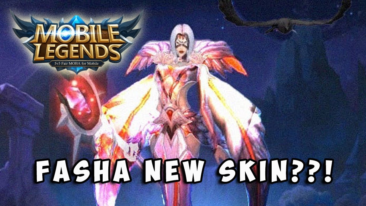 FASHA NEW SKIN?!! | Mobile Legends: Bang Bang