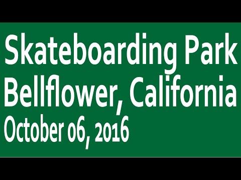 Skateboarding Park 013: Bellflower, California
