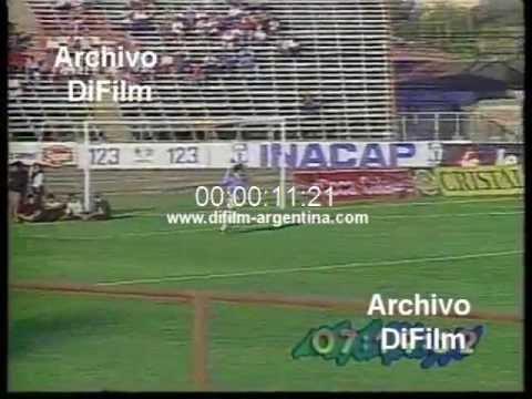 DiFilm - Gerardo Martino, nueva incorporación de O'Higgins (1996)