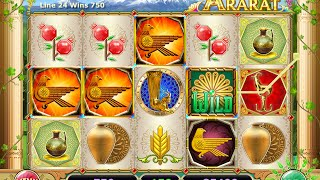 Slots Valley of Ararat - Official Casino Game App Available - 2014 Aryan Games