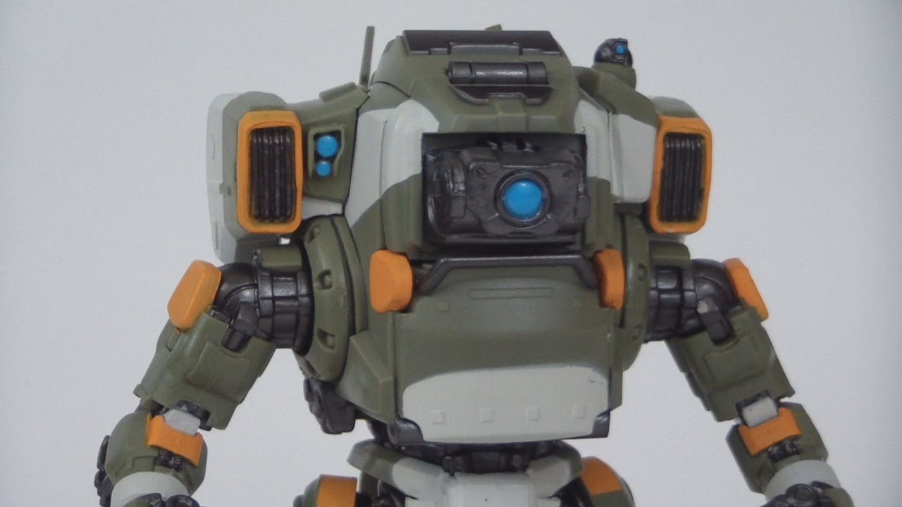 It Figures   TITANFALL 2 JACK & BT   Funko POP Game review ...