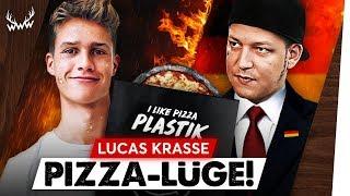 WTF: Lucas krasse PIZZA-LÜGE! • MontanaBlack wird KANZLER!   #WWW