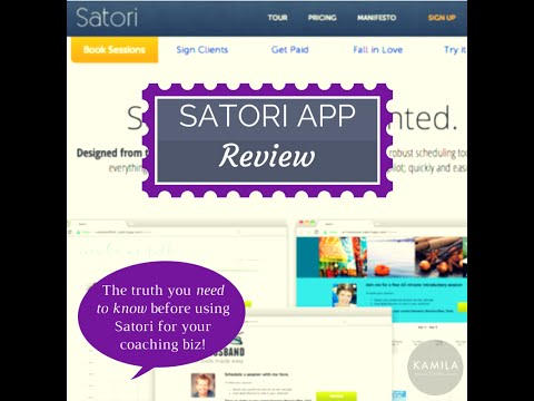 Satori App Review: Scheduling & Billing Software For Coaches