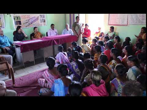 Healing the Heels Camps at tribal village 'Pivali'