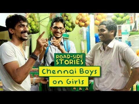 Chennai Boys On Girls - Road Side Stories | Put Chutney