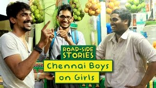 Road Side Stories - Chennai Boys On Girls  | Put Chutney