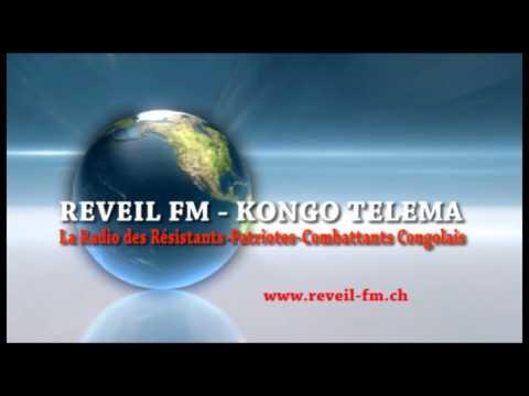 Radio Réveil FM  Kongotelema - Bana ya Suisse ba poni ya Tshitshi