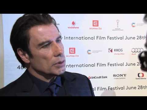 Interview with John Travolta / Rozhovor s Johnem Travoltou