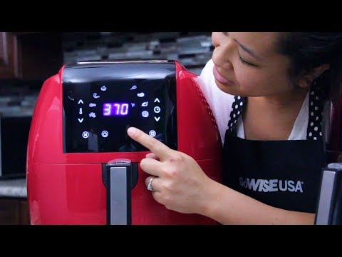 GoWISE USA XL Air Fryer Introductory Video: Master The New XL Air Fryer