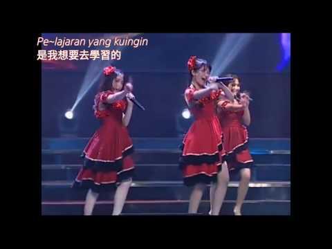 JKT48  Team K3 - Cinderella wa  Damasarenai (Cinderella Takkan Tertipu)