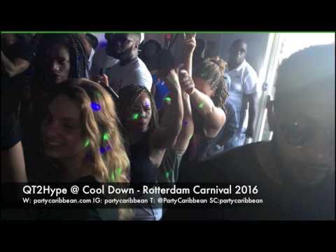 QT2Hype @ Cool Down - Rotterdam Carnival 2016