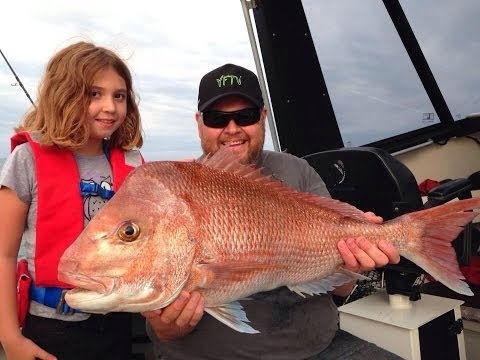 BIG SNAPPER ROD BUCKLES MELBOURNE - YouFishTV