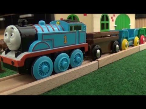 Brio City Kids Toy Trains Cars Thomas and Friends Zug Lokomotive Kinderfilm Railway