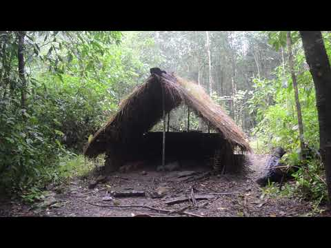 Primitive Technology  Fired Clay Bricks