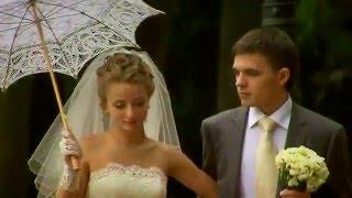 Свадьба в Царицыно в стиле ретро