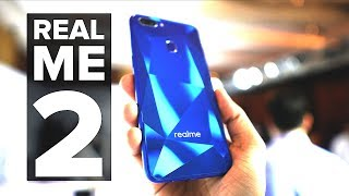 [HINDI] Oppo RealMe 2 REVIEW and UNBOXING [CAMERA, GAMING, BENCHMARKS]