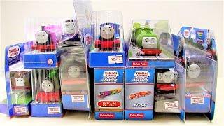 Thomas & Friends Track Master Christmas gift きかんしゃトーマス プラレール トラックマスター クリスマスプレゼント thumbnail