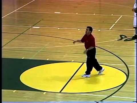 Basketball Coaching - UCLA Drill