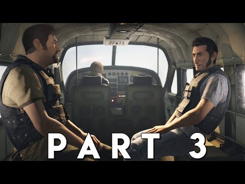A WAY OUT Walkthrough Gameplay Part 3 - ESCAPE (PS4 Pro)