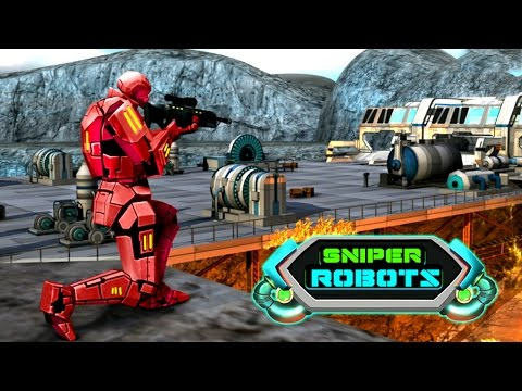 Sniper Robots (by Awesome Action Games) Android Gameplay [HD]