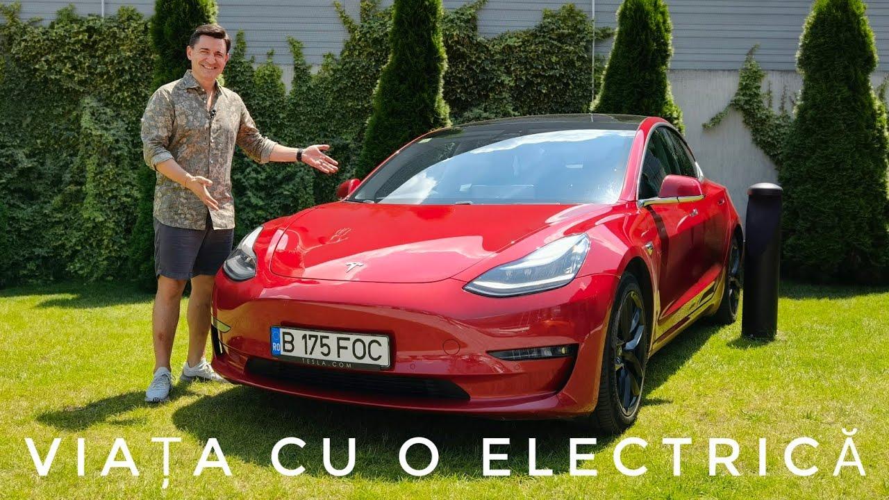 Merită o mașină electrică? - 10 Motive + Cum poți să o câștigi