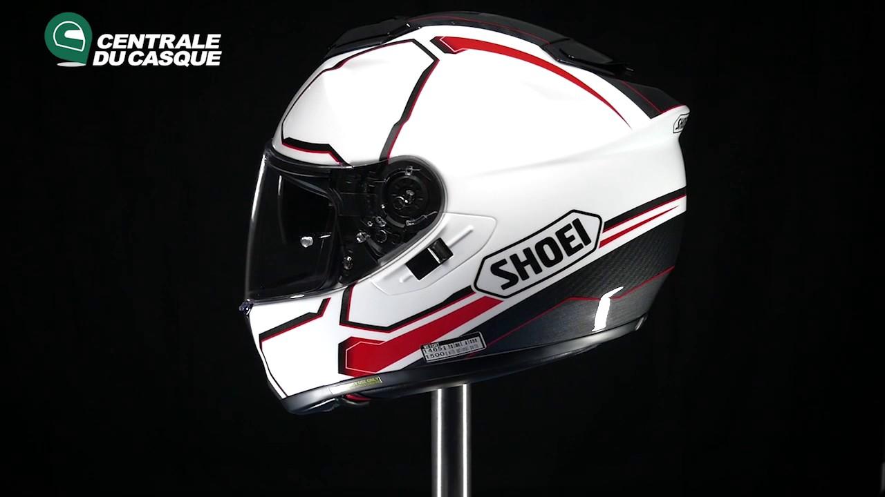 acheter populaire 03754 b8195 360° Shoei GT-Air Pendulum TC-6 - Centrale-du-casque.com