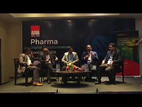 Pharma Digital Transformation Conclave 2018 Panel Discussion