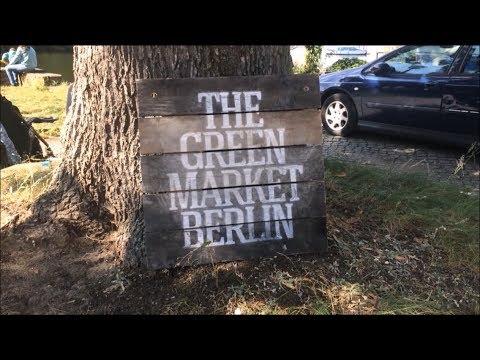 ZERO WASTE Unterwegs auf dem Green Market Berlin