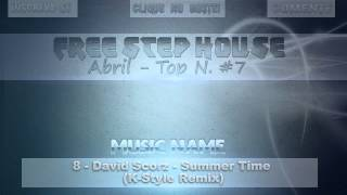 Top 20 Musicas - Free Step House 2012 - Abril #7