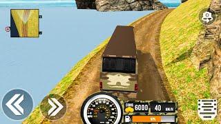 Army Bus Simulator Games 2021 🚙 Real Military Coach Simulator gameplay ABS002 GW77AC screenshot 1