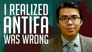 I REALIZED ANTIFA WAS WRONG | Gabriel Nadales