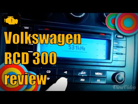 volkswagen rcd 300 rcd 500 original radio med blueto. Black Bedroom Furniture Sets. Home Design Ideas