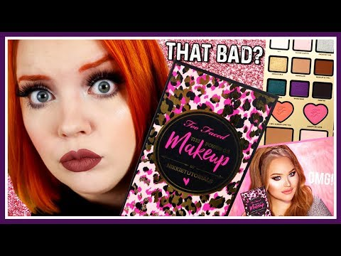Was It That Bad? NikkieTutorials x Too Faced Palette thumbnail