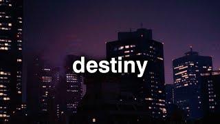 "FREE 6lack Type Beat ""Destiny""   RnB Toronto OVO Type Beat - Trap Instrumental"