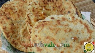 Indian Honey Bread - Sahada Roti - By Vahchef @ Vahrehvah.com