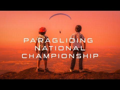 Paragliding national championship 2017 Trailer - Skycam Algeria
