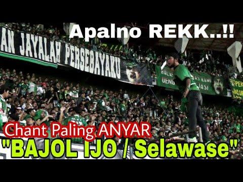 Apalno Yo Lur..!! Chant Anyar Bajol Ijo-selawase Mulai Menggema Di Stadion GBT | Persebaya Vs Borneo
