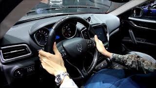 Mundial do Automóvel - Mondial de l'automobile -  Paris - Maserati, Tesla