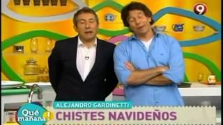 El humor de Alejandro Gardinetti