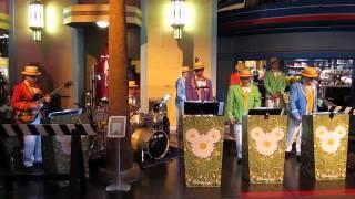 Disneyland Paris - The Studio One Orchestra - Ratatouille Theme (HD) - 16 april 2015