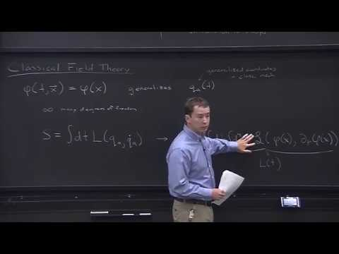 Quantum Field Theory I Lecture 1